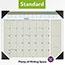 "AT-A-GLANCE® Executive Monthly Desk Pad Calendar, 22"" x 17"", Buff, 2021 Thumbnail 4"