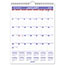 """AT-A-GLANCE® Monthly Wall Calendar with Ruled Daily Blocks, 8"""" x 11"""", White, 2021 Thumbnail 1"""