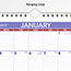 """AT-A-GLANCE® Monthly Wall Calendar with Ruled Daily Blocks, 8"""" x 11"""", White, 2021 Thumbnail 3"""