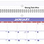 """AT-A-GLANCE® Wirebound Monthly Desk/Wall Calendar, 11"""" x 8 1/2"""", 2021 Thumbnail 3"""