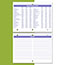 """AT-A-GLANCE® Wirebound Monthly Desk/Wall Calendar, 11"""" x 8 1/2"""", 2021 Thumbnail 2"""