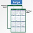"AT-A-GLANCE® Vertical Erasable Wall Planner, 24"" x 36"", 2021 Thumbnail 5"