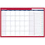 """AT-A-GLANCE® Horizontal Erasable Wall Planner, 36"""" x 24"""", White/Red, 2021 Thumbnail 2"""