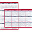"""AT-A-GLANCE® Erasable Vertical/Horizontal Wall Planner, 32"""" x 48"""", Blue/Red, 2021 Thumbnail 2"""