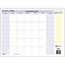 "AT-A-GLANCE® QuickNotes Mini Erasable Wall Planner, 16"" x 12"", 2021 Thumbnail 1"
