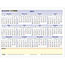 "AT-A-GLANCE® QuickNotes Mini Erasable Wall Planner, 16"" x 12"", 2021 Thumbnail 2"