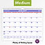 """AT-A-GLANCE® Monthly Wall Calendar, 15"""" x 12"""", Red/Blue, 2021 Thumbnail 4"""