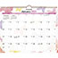 """AT-A-GLANCE® Watercolors Recycled Monthly Wall Calendar, 15"""" x 12"""", 2021 Thumbnail 1"""