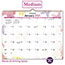 """AT-A-GLANCE® Watercolors Recycled Monthly Wall Calendar, 15"""" x 12"""", 2021 Thumbnail 3"""