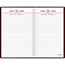 "AT-A-GLANCE® Standard Diary Recycled Daily Reminder, Red, 4 3/16"" x 6 1/2"", 2021 Thumbnail 2"