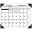 """AT-A-GLANCE® Two-Color Monthly Desk Pad Calendar, 22"""" x 17"""", 2021 Thumbnail 1"""