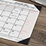 """AT-A-GLANCE® Two-Color Monthly Desk Pad Calendar, 22"""" x 17"""", 2021 Thumbnail 2"""