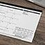 "AT-A-GLANCE® Compact Desk Pad, 17 3/4"" x 10 7/8"", White, 2021 Thumbnail 3"