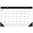 "AT-A-GLANCE® Contemporary Compact Desk Pad, 17 3/4"" x 10 7/8"", 2021 Thumbnail 1"