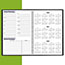 """AT-A-GLANCE® DayMinder® Monthly Planner, 7 7/8"""" x 11 7/8"""", Black Two-Piece Cover, 2021-2022 Thumbnail 4"""