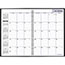 """AT-A-GLANCE® DayMinder® Monthly Planner, 7 7/8"""" x 11 7/8"""", Black Two-Piece Cover, 2021-2022 Thumbnail 2"""