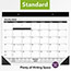 """AT-A-GLANCE® Monthly Refillable Desk Pad, 22"""" x 17"""", White, 2021 Thumbnail 4"""
