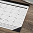 """AT-A-GLANCE® Monthly Refillable Desk Pad, 22"""" x 17"""", White, 2021 Thumbnail 3"""
