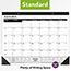 "AT-A-GLANCE® Ruled Desk Pad, 22"" x 17"", 2021 Thumbnail 4"
