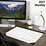 """AT-A-GLANCE® Contemporary Monthly Desk Pad, 21 3/4"""" x 17"""", 2021 Thumbnail 7"""