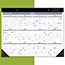 """AT-A-GLANCE® Contemporary Monthly Desk Pad, 21 3/4"""" x 17"""", 2021 Thumbnail 3"""