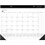"""AT-A-GLANCE® Contemporary Monthly Desk Pad, 21 3/4"""" x 17"""", 2021 Thumbnail 2"""