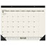 "AT-A-GLANCE® Recycled Monthly Desk Pad, 22"" x 17"", 2021 Thumbnail 1"