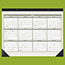 "AT-A-GLANCE® Recycled Monthly Desk Pad, 22"" x 17"", 2021 Thumbnail 2"