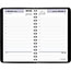"AT-A-GLANCE® DayMinder® Daily Appointment Book with Hourly Appointments, 4 7/8"" x 8"", Black, 2021 Thumbnail 2"