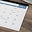 """AT-A-GLANCE® Easy-to-Read Monthly Desk Pad, 22"""" x 17"""", Easy-to-Read, 2021 Thumbnail 3"""