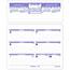 "AT-A-GLANCE® Flip-A-Week Desk Calendar and Base, 5 5/8"" x 7"", White, 2021 Thumbnail 1"