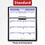 "AT-A-GLANCE® Flip-A-Week Desk Calendar and Base, 5 5/8"" x 7"", White, 2021 Thumbnail 5"