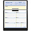"""AT-A-GLANCE® Flip-A-Week Desk Calendar Refill with QuickNotes, 5 5/8"""" x 7"""", White, 2021 Thumbnail 1"""