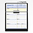 """AT-A-GLANCE® Flip-A-Week Desk Calendar Refill with QuickNotes, 5 5/8"""" x 7"""", White, 2021 Thumbnail 3"""