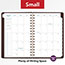 """AT-A-GLANCE® Signature Collection Distressed Brown Weekly Monthly Planner, 5 3/4"""" x 8 1/2"""",2022 Thumbnail 7"""