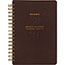"""AT-A-GLANCE® Signature Collection Distressed Brown Weekly Monthly Planner, 5 3/4"""" x 8 1/2"""",2022 Thumbnail 4"""