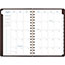 """AT-A-GLANCE® Signature Collection Distressed Brown Weekly Monthly Planner, 5 3/4"""" x 8 1/2"""",2022 Thumbnail 2"""