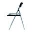 Alba™ AlbaSmile Folding Chair, Black, 2/ST Thumbnail 6