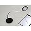 Alba™ Aero LED Desk Lamp, Steel Thumbnail 7