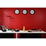 Alba™ Rendez-Vous Cup Tray, 4 Compartments, Black Thumbnail 2