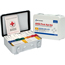 First Aid Only™ Unitized ANSI-Compliant First Aid Kit for 25 People, 84 Pieces Thumbnail 1
