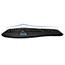 Adesso Tru-Form 450 - Ergonomic Touchpad Keyboard - Cable Connectivity - USB Interface - 105 Key - English (US) - TouchPad - Windows - Membrane Keyswitch - Black Thumbnail 6