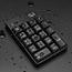 Adesso USB Spill Resistant 18-Key Numeric Keypad - Cable Connectivity - USB Interface - 18 Key - English (US) - Windows - Membrane Keyswitch - Black Thumbnail 4