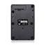 Adesso Wireless Spill Resistant 18-Key Numeric Keypad - Wireless Connectivity - RF - USB Interface - 18 Key - English (US) - Windows - Membrane Keyswitch - Black Thumbnail 2