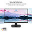 "ASUS® VA27EHE 27"" Full HD LED Gaming LCD Monitor Thumbnail 3"