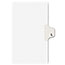 Avery® Individual Legal Dividers Style, Letter Size, Avery-Style, Side Tab Dividers, L, 25/PK Thumbnail 2