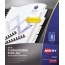 Avery® Unpunched Print-On™ Dividers, 5 Tabs, 5 ST/PK Thumbnail 1