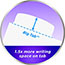 Avery® Big Tab™ Write & Erase Durable Plastic Dividers, 8-Tab Set, Multicolor Thumbnail 2
