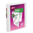 "Avery® Durable View Binder, 1/2"" Slant Rings, 120-Sheet Capacity, DuraHinge®, White Thumbnail 1"