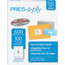 """PRES-a-ply® White Labels, 3 1/3"""" x 4"""", Permanent-Adhesive, 6-up, 600/BX Thumbnail 1"""